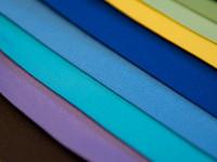 Яркие краски